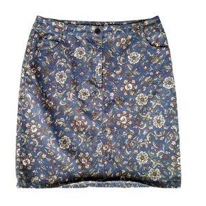Charter Club Floral Skirt Size 6